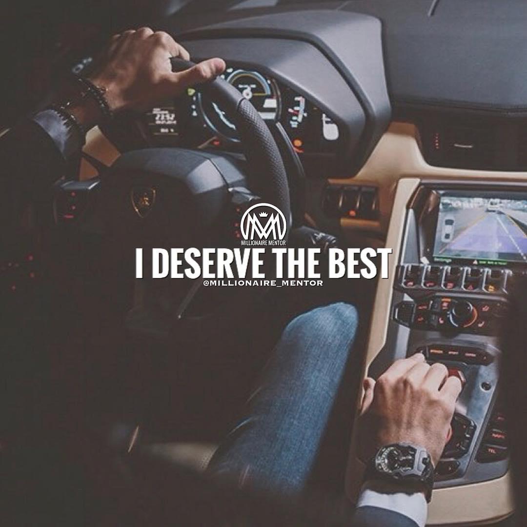 I-deserve