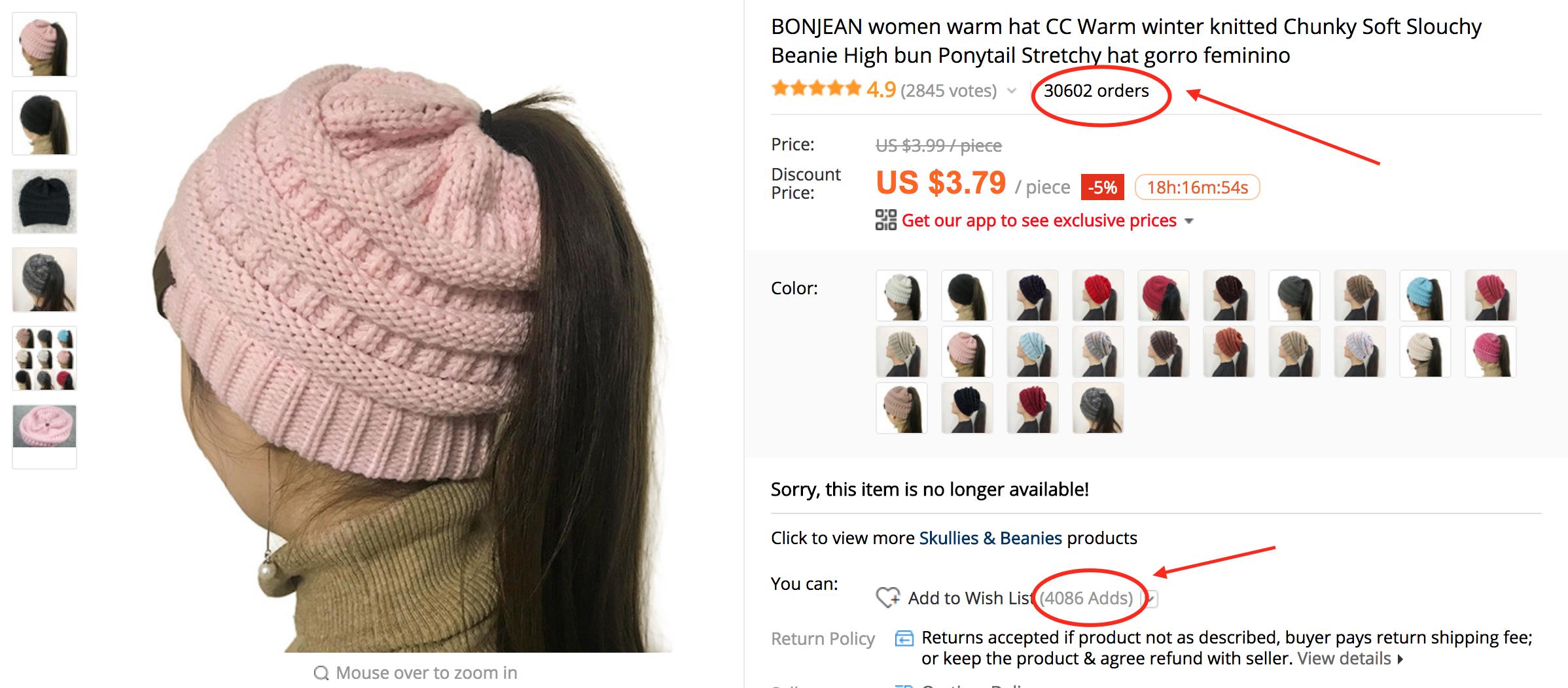 women-warm-hat